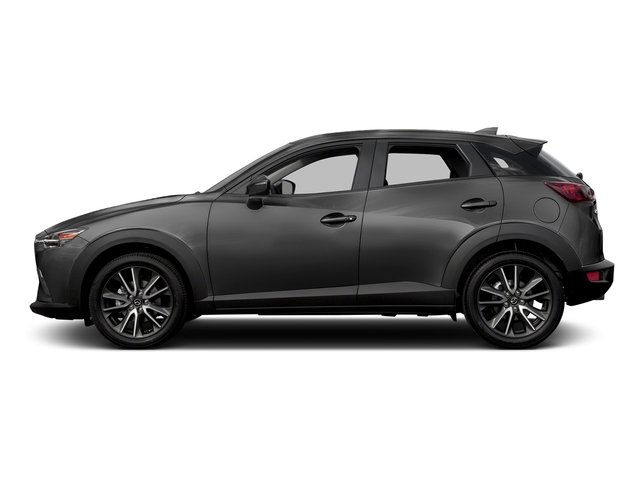 Meteor Gray Mica 2017 Mazda CX-3 Pictures CX-3 Utility 4D Touring AWD I4 photos side view