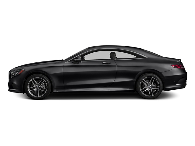 Black 2017 Mercedes-Benz S-Class Pictures S-Class Coupe 2D S550 AWD V8 Turbo photos side view