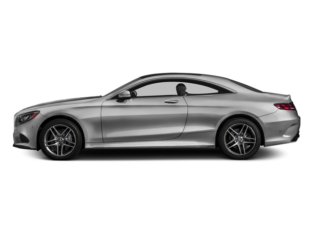 designo Magno Alanite Grey (Matte Finish) 2017 Mercedes-Benz S-Class Pictures S-Class Coupe 2D S550 AWD V8 Turbo photos side view
