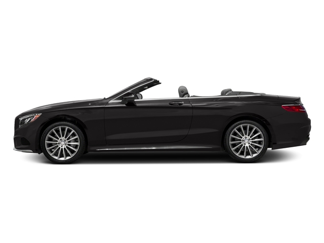designo Mocha Black 2017 Mercedes-Benz S-Class Pictures S-Class Convertible 2D S550 V8 Turbo photos side view