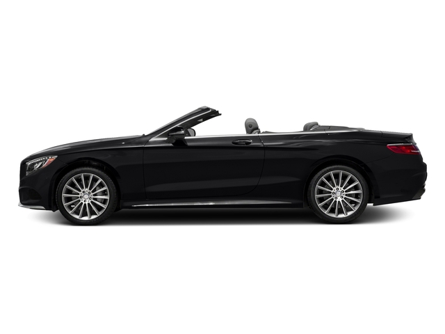 Black 2017 Mercedes-Benz S-Class Pictures S-Class Convertible 2D S550 V8 Turbo photos side view