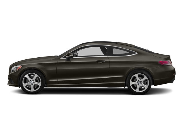 Dakota Brown Metallic 2017 Mercedes-Benz C-Class Pictures C-Class C 300 Coupe photos side view