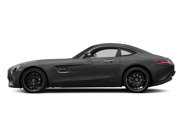 Selenite Grey 2017 Mercedes-Benz AMG GT Pictures AMG GT 2 Door Coupe photos side view