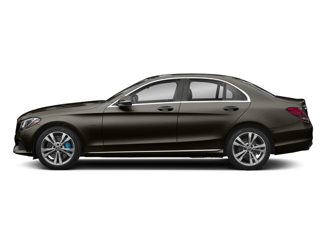 Dakota Brown Metallic 2017 Mercedes-Benz C-Class Pictures C-Class C 350e Sedan photos side view