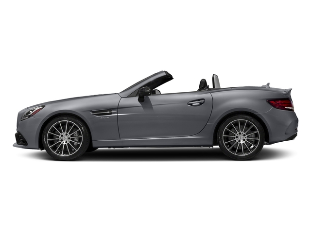 designo Shadow Grey Magno 2017 Mercedes-Benz SLC Pictures SLC AMG SLC 43 Roadster photos side view