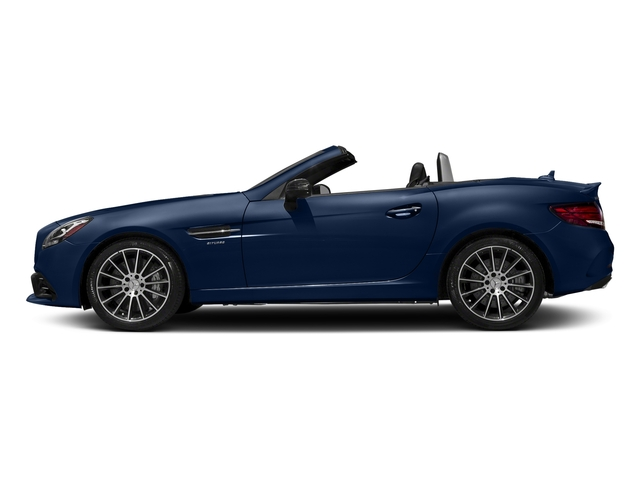 Brilliant Blue Metallic 2017 Mercedes-Benz SLC Pictures SLC AMG SLC 43 Roadster photos side view
