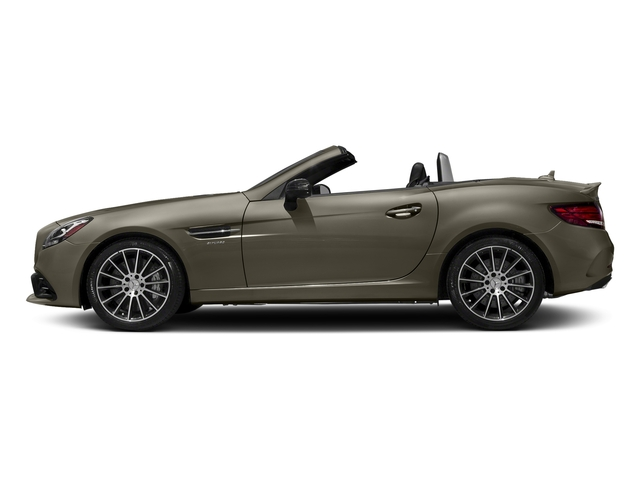 Indium Grey Metallic 2017 Mercedes-Benz SLC Pictures SLC AMG SLC 43 Roadster photos side view