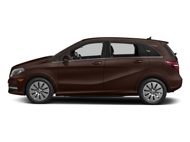 Cocoa Brown Metallic 2017 Mercedes-Benz B-Class Pictures B-Class Hatchback 5D B250e Electric photos side view