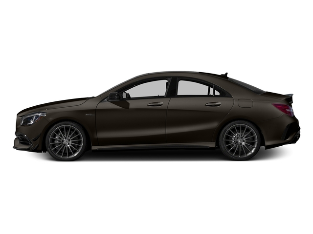 Cocoa Brown Metallic 2017 Mercedes-Benz CLA Pictures CLA Sedan 4D CLA45 AMG AWD I4 Turbo photos side view