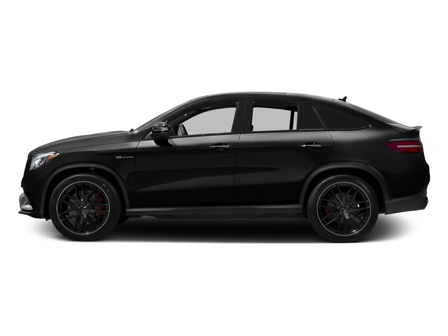 Black 2017 Mercedes-Benz GLE Pictures GLE AMG GLE 63 S 4MATIC Coupe photos side view