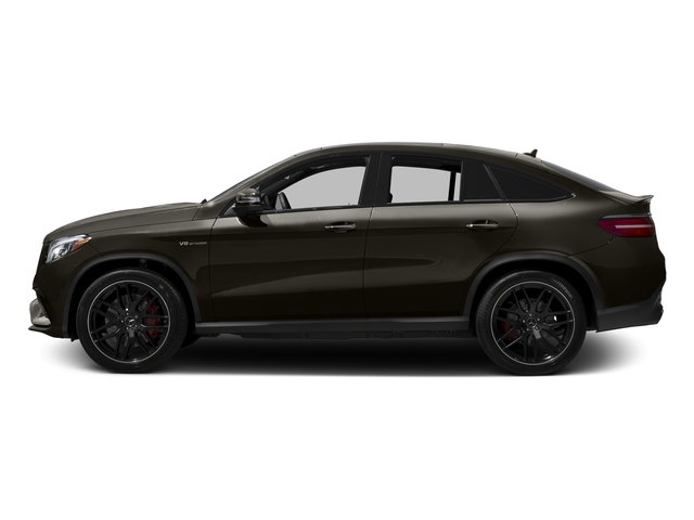 Dakota Brown Metallic 2017 Mercedes-Benz GLE Pictures GLE AMG GLE 63 S 4MATIC Coupe photos side view