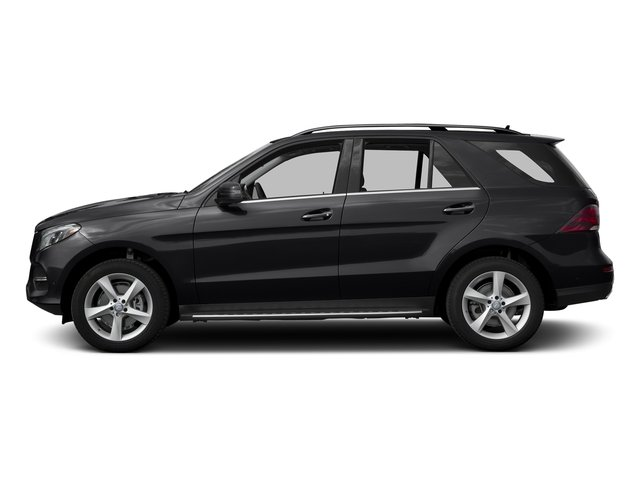 Black 2017 Mercedes-Benz GLE Pictures GLE Utility 4D GLE300 AWD I4 Diesel photos side view