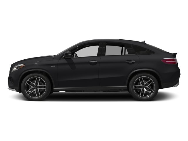 Black 2017 Mercedes-Benz GLE Pictures GLE Utility 4D GLE43 AMG Sport Cpoe AWD photos side view
