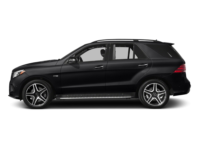 Black 2017 Mercedes-Benz GLE Pictures GLE AMG GLE 43 4MATIC SUV photos side view