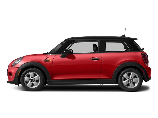 Chili Red 2017 MINI Hardtop 2 Door Pictures Hardtop 2 Door Cooper FWD photos side view