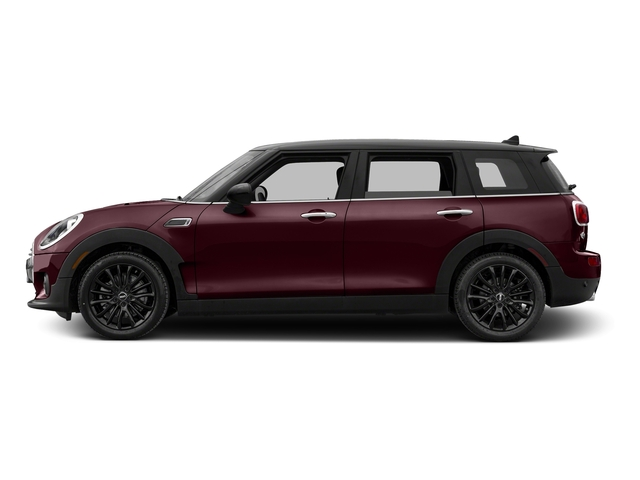 Pure Burgundy Metallic 2017 MINI Clubman Pictures Clubman Wagon 4D Clubman I3 Turbo photos side view