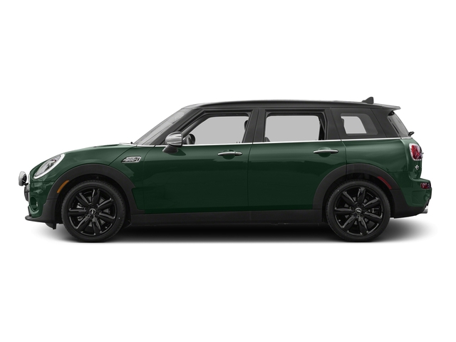 British Racing Green Metallic 2017 MINI Clubman Pictures Clubman Wagon 4D Clubman S AWD I4 Turbo photos side view