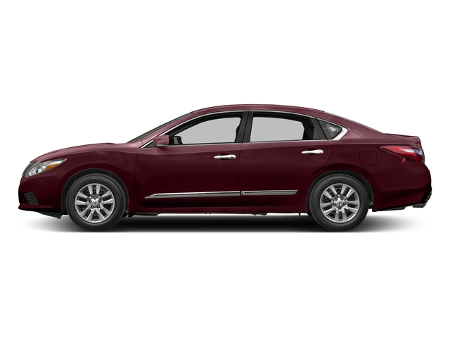 Palatial Ruby 2017 Nissan Altima Pictures Altima 2.5 SV Sedan photos side view