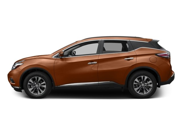Pacific Sunset Metallic 2017 Nissan Murano Pictures Murano 2017.5 FWD S photos side view