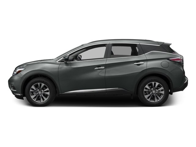 Gun Metallic 2017 Nissan Murano Pictures Murano 2017.5 FWD S photos side view