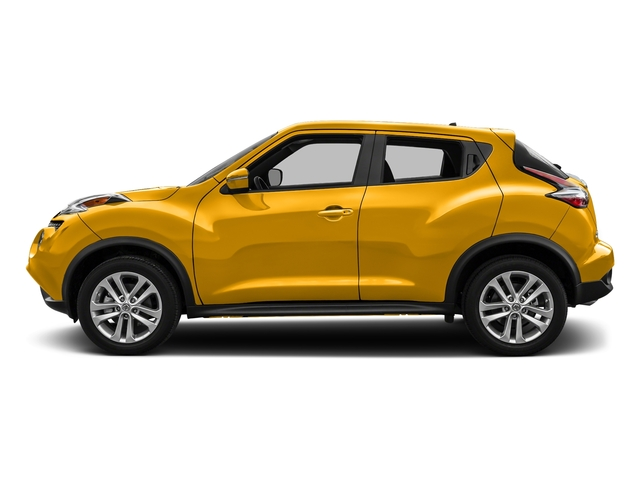 Solar Yellow 2017 Nissan JUKE Pictures JUKE Utility 4D S 2WD I4 Turbo photos side view