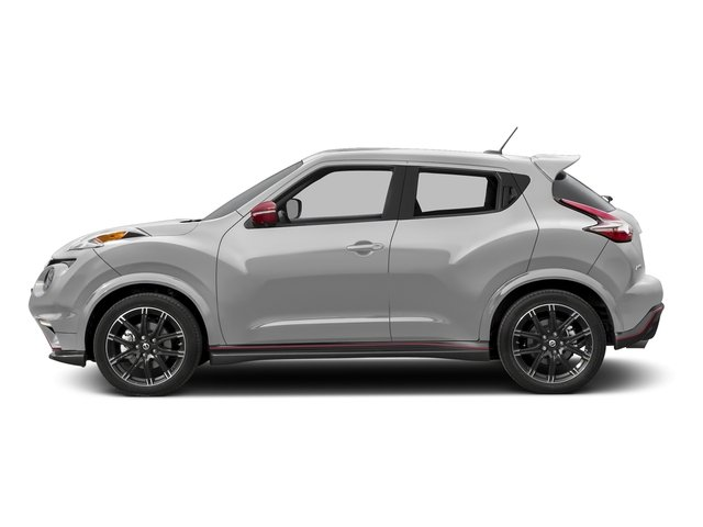 Brilliant Silver 2017 Nissan JUKE Pictures JUKE Utility 4D NISMO RS 2WD I4 Turbo photos side view