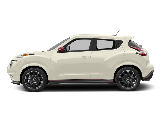 Pearl White 2017 Nissan JUKE Pictures JUKE FWD NISMO RS photos side view