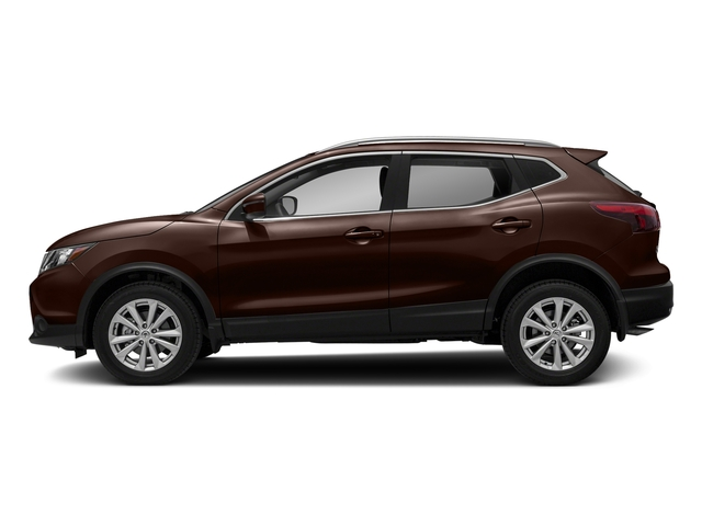Mocha Almond 2017 Nissan Rogue Sport Pictures Rogue Sport Utility 4D SV AWD photos side view