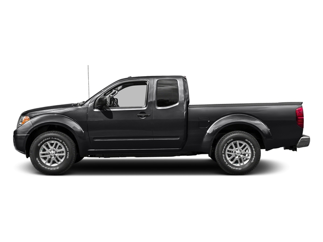 Magnetic Black 2017 Nissan Frontier Pictures Frontier King Cab SV 2WD photos side view