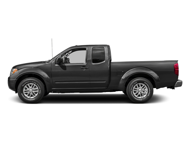 Gun Metallic 2017 Nissan Frontier Pictures Frontier King Cab 4x4 SV V6 Auto *Ltd Avail* photos side view
