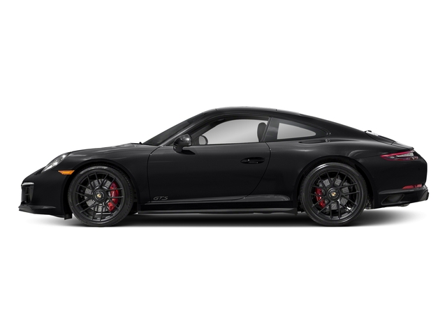 Black 2017 Porsche 911 Pictures 911 Carrera GTS Coupe photos side view
