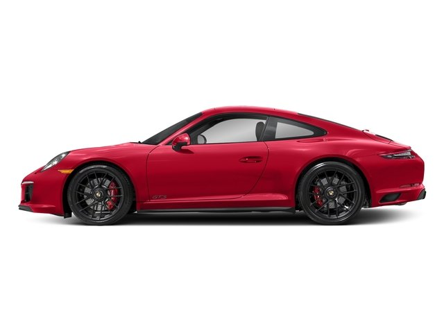 Guards Red 2017 Porsche 911 Pictures 911 Carrera GTS Coupe photos side view