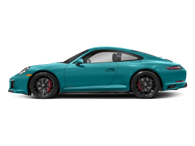 Miami Blue 2017 Porsche 911 Pictures 911 Carrera GTS Coupe photos side view