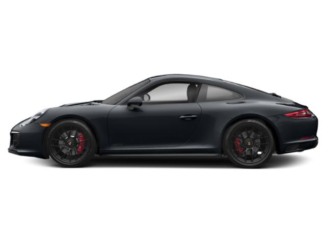 Graphite Blue Metallic 2017 Porsche 911 Pictures 911 Carrera 4 GTS Coupe photos side view