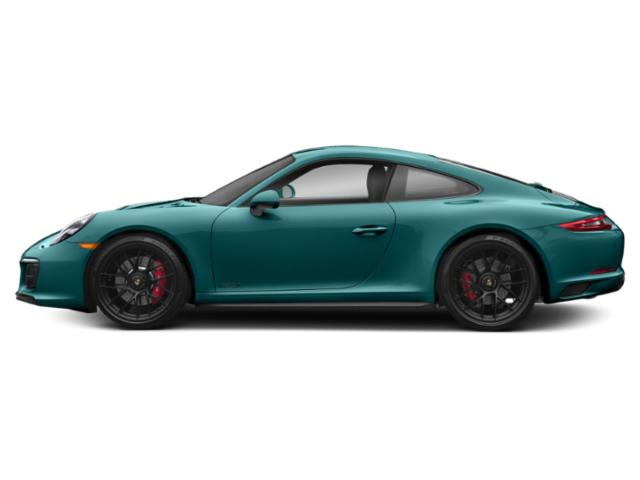 Miami Blue 2017 Porsche 911 Pictures 911 Carrera 4 GTS Coupe photos side view