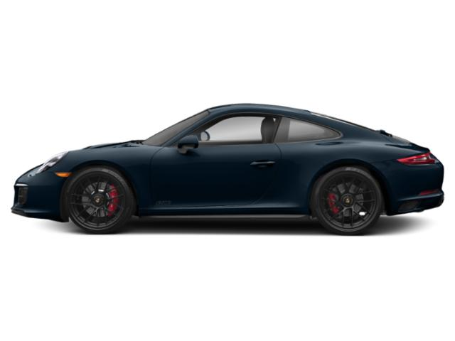 Night Blue Metallic 2017 Porsche 911 Pictures 911 Carrera 4 GTS Coupe photos side view