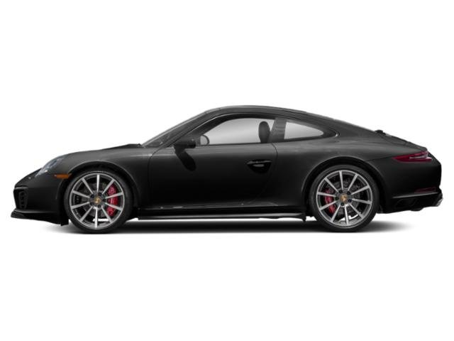 Custom Color Non-Metallic 2017 Porsche 911 Pictures 911 Coupe 2D 4S AWD H6 Turbo photos side view