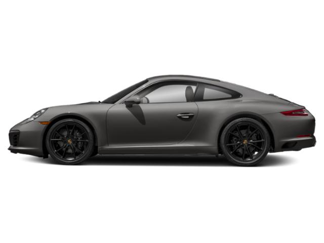 Agate Grey Metallic 2017 Porsche 911 Pictures 911 Coupe 2D H6 Turbo photos side view
