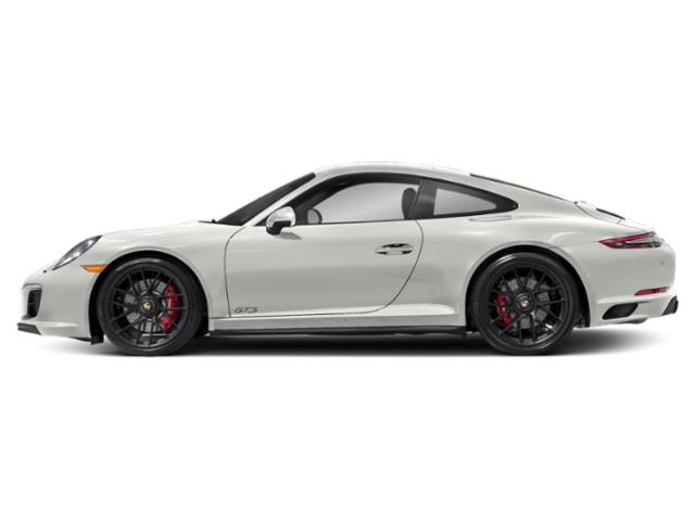 White 2017 Porsche 911 Pictures 911 Coupe 2D GTS H6 photos side view