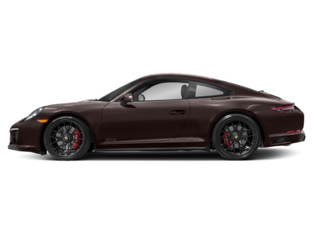 Mahogany Metallic 2017 Porsche 911 Pictures 911 Coupe 2D GTS H6 photos side view
