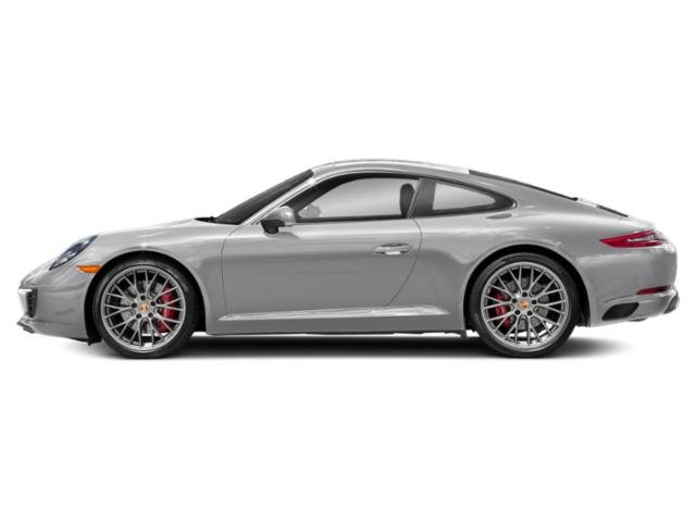 GT Silver Metallic 2017 Porsche 911 Pictures 911 Coupe 2D S H6 Turbo photos side view