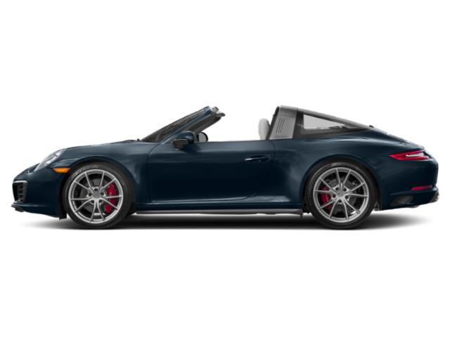 Night Blue Metallic 2017 Porsche 911 Pictures 911 Targa 4 GTS photos side view
