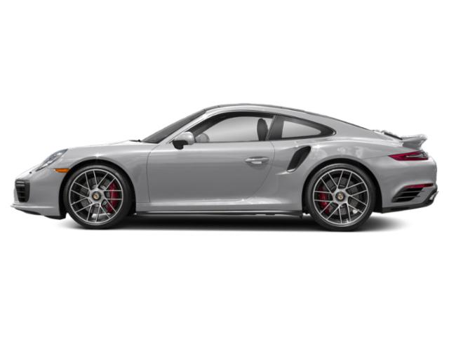 GT Silver Metallic 2017 Porsche 911 Pictures 911 Coupe 2D Turbo AWD H6 photos side view