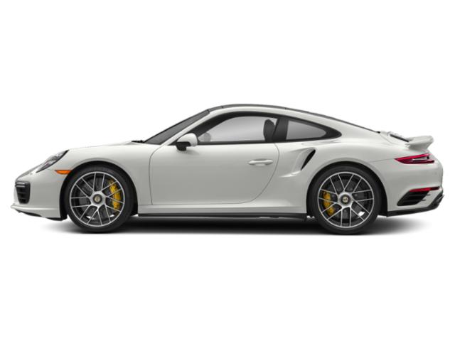White 2017 Porsche 911 Pictures 911 Coupe 2D Turbo S AWD H6 photos side view
