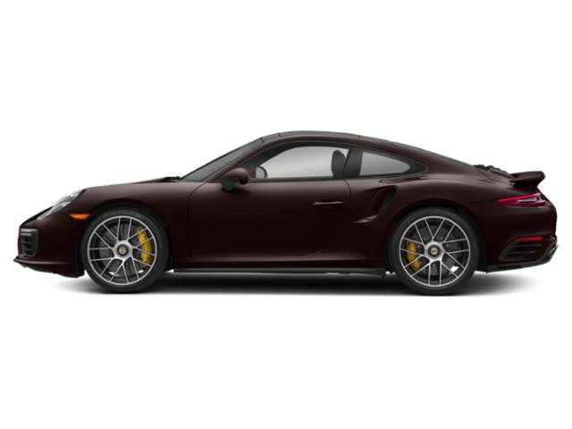 Mahogany Metallic 2017 Porsche 911 Pictures 911 Coupe 2D Turbo S AWD H6 photos side view