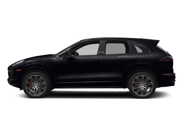 Purpurite Metallic 2017 Porsche Cayenne Pictures Cayenne Utility 4D GTS AWD V6 Turbo photos side view