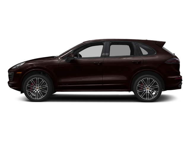 Mahogany Metallic 2017 Porsche Cayenne Pictures Cayenne Utility 4D GTS AWD V6 Turbo photos side view