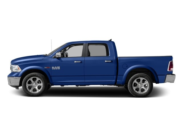 Blue Streak Pearlcoat 2017 Ram Truck 1500 Pictures 1500 Laramie 4x4 Crew Cab 6'4 Box photos side view