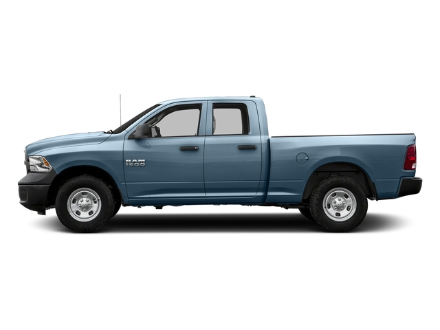 Robin Egg Blue 2017 Ram Truck 1500 Pictures 1500 Express 4x2 Quad Cab 6'4 Box photos side view