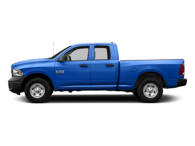 Holland Blue 2017 Ram Truck 1500 Pictures 1500 Quad Cab Tradesman 2WD photos side view